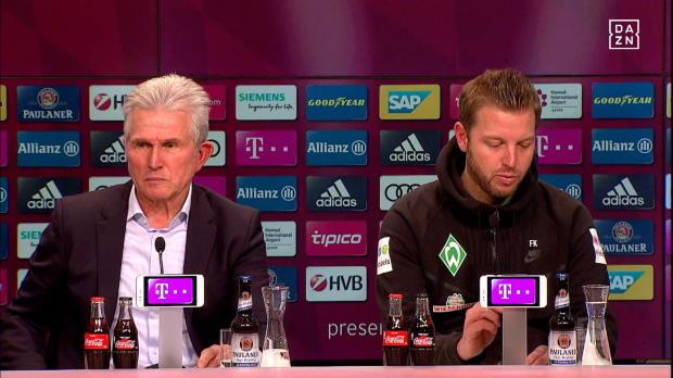 Darüber regte sich Werder-Coach Kohfeldt auf