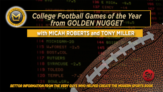 Golden Nugget College Football Games of the Year