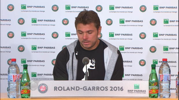 "French Open: Genf war ""positiv"" für Wawrinka"