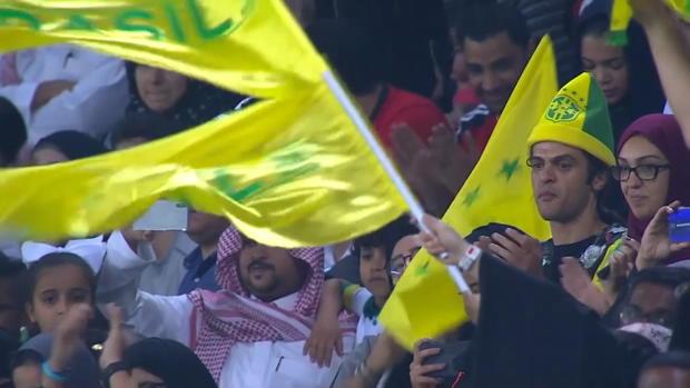 International Friendlies: Saudi Arabien - Brasilien