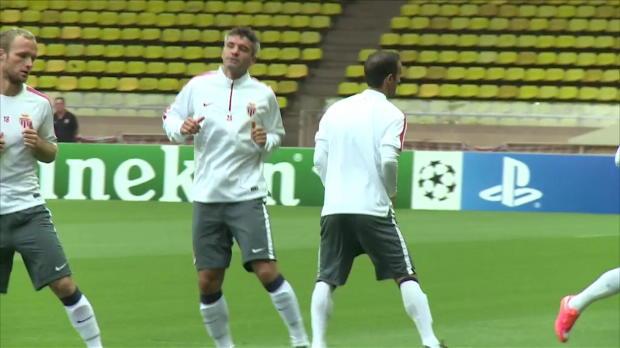Foot : LDC - Groupe C : Monaco, retour dans la cour des grands