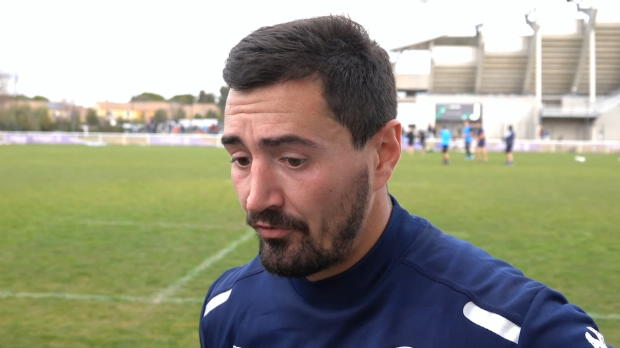 Top 14 - Montpellier : Dumoulin : 'Être le plus constants possible'