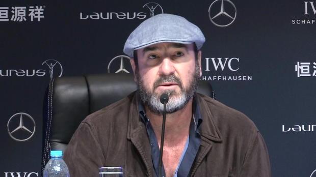 """Cantona: """"Deutscher WM-Sieg was Besonderes"""""""
