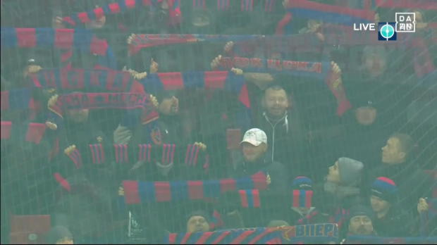 Spartak Moskau - ZSKA Moskau