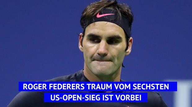 US Open: Del Potro verhindert Traum-Duell