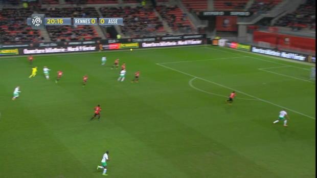 Ligue 1 Round 24: Rennes 0-1 Etienne