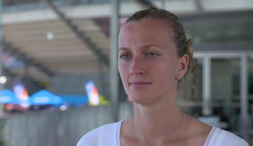 Kvitova Interview: WTA Sydney Preview