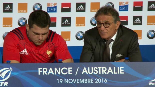 XV de France - Novès - 'On pouvait prétendre à battre ces mecs-là'