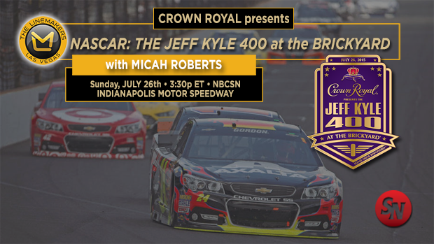 NASCAR Crown Royal Jeff Kyle 400