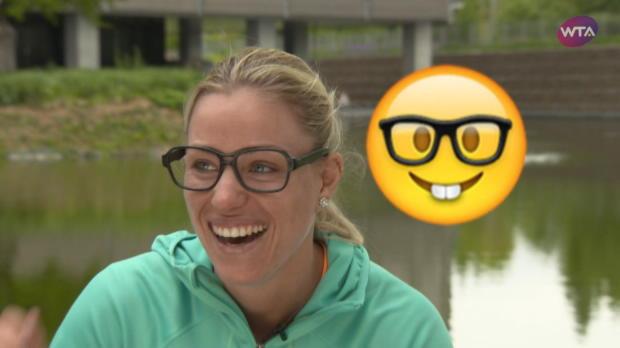 #WorldEmojiDay: Kerber & Co. im Emoji-Fieber