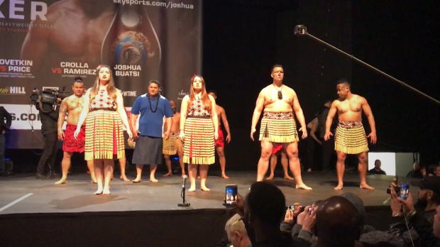 Boxen: Haka-Tanz für Parker vor Mega-Fight