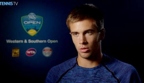Coric Interview: ATP Cincinnati 3R