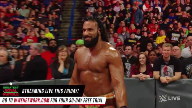 Chad Gable vs. Jinder Mahal: Raw, April 23, 2018