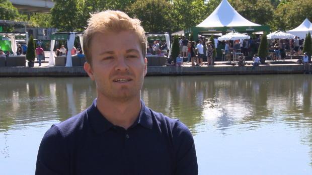 """F1: Rosberg über Verstappen: """"Er hat Glück"""""""