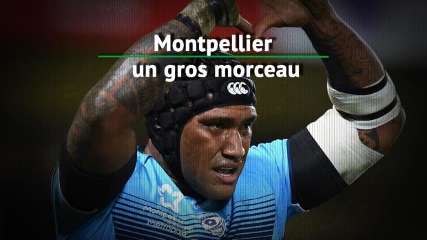 Top 14 - Top 14 : Montpellier, un gros morceau