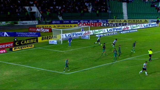 M�xico- Barragan marca el gol de  consolaci�n