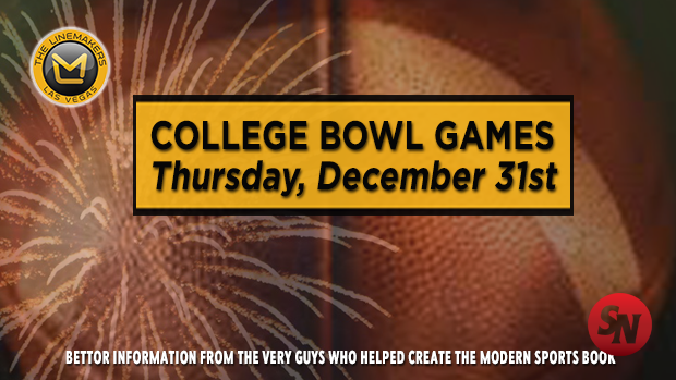 College Bowl Games New Years Eve