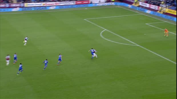 Premier League: Burnley - Leicester   DAZN Highlights
