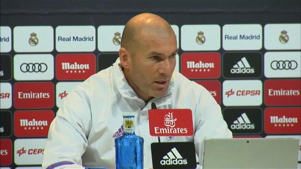 Copa del Rey: Zidane: Ronaldo gegen Vigo dabei