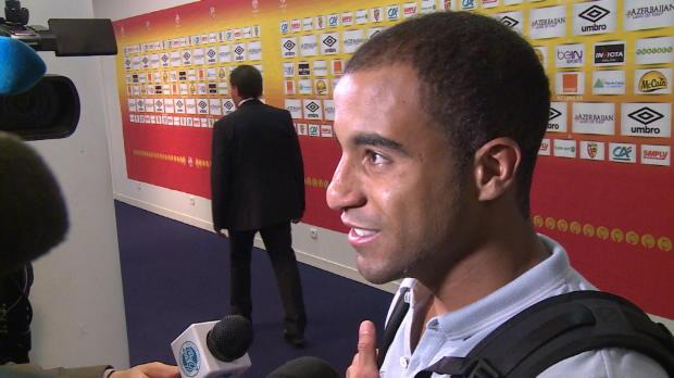 """Foot : PSG - Lucas : """"On a pas compris"""""""