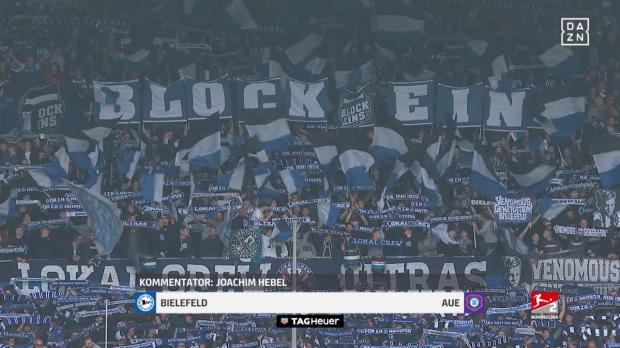 Arminia Bielefeld - FC Erzgebirge Aue