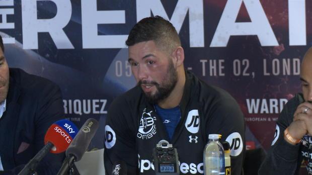"""Boxen: Bellew übermütig: """"Ganze Welt bekämpfen"""""""
