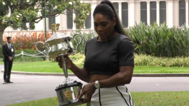 Australian Open: Serena jagt Steffi Graf