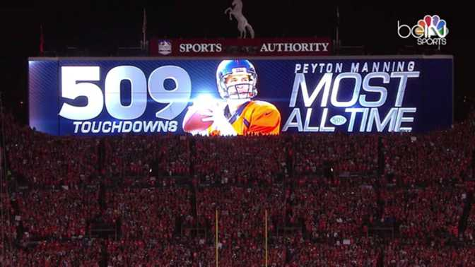 NFL : Le résumé de la nuit