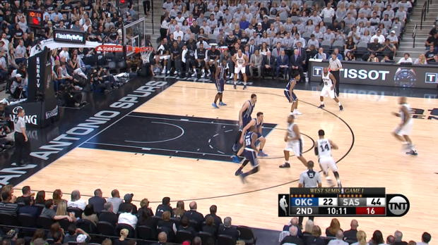 And-1 of the Night: Danny Green