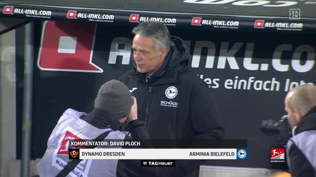 2. Bundesliga: Dynamo Dresden - Arminia Bielefeld | DAZN Highlights