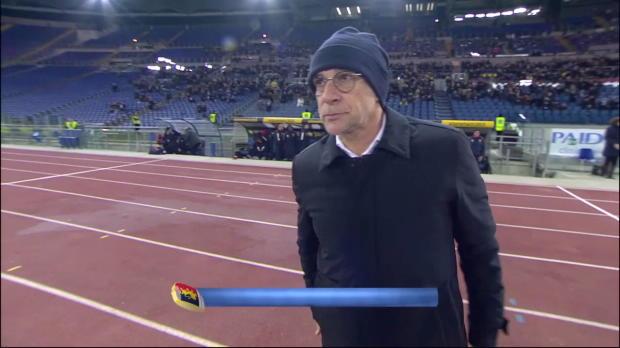 Lazio - Genua