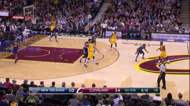 WSC: Kyrie Irving nets 29 points in win over the Pelicans