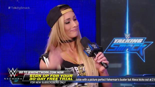 Video: Natalya declares herself the leader of the locker room: WWE