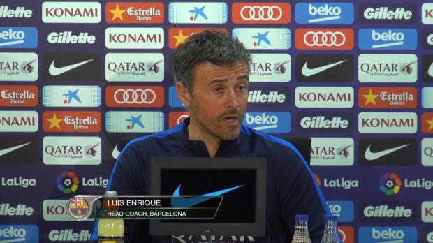 Enrique: Atleti bereitet immer Schwierigkeiten