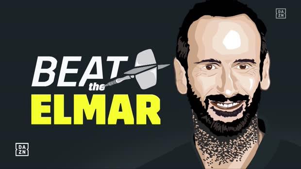 Beat the Elmar: Elmar Paulke vs. Max Hopp | PDC Darts