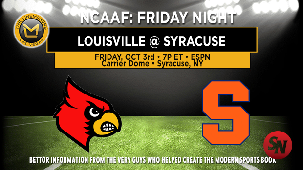 Louisville Cardinals @ Syracuse Orange