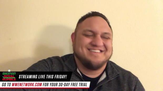 Samoa Joe will be waiting for Roman Reigns at WWE Backlash: Raw, April 23, 2018