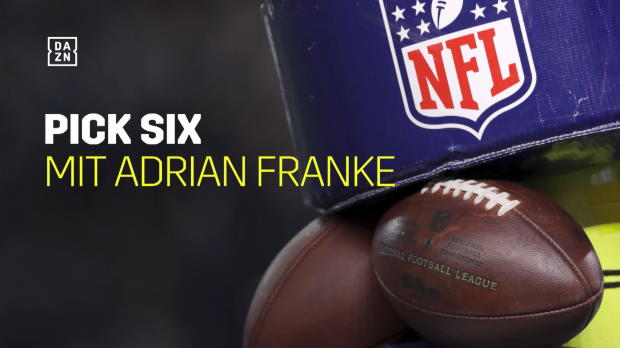 Pick Six mit Adrian Franke - Week 15