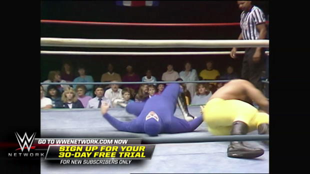 Sting vs. Gladiator #1: NWA World Championship Wrestling, Oct. 17, 1987 (WWE Network Exclusive)