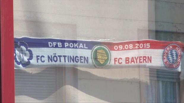 FC Bayern? Nöttingen will die große Sensation