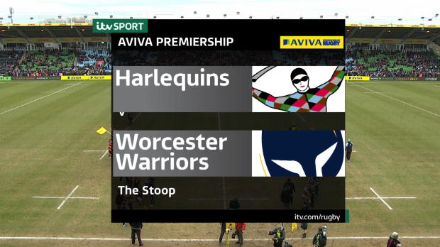 Aviva Premiership - Quins v Warriors