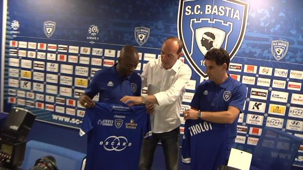 Foot Transfert, Mercato Bastia - Makelele prend son envol