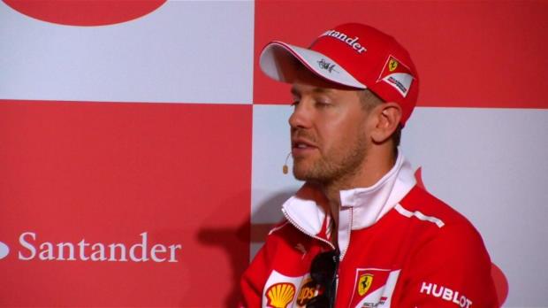 """F1: Vettel: Ferrari """"ist eine große Familie"""""""