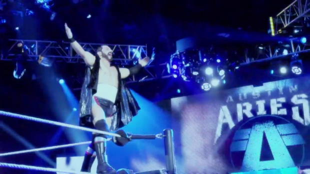 The best of Austin Aries: WWE 205 Live, Feb. 21, 2017
