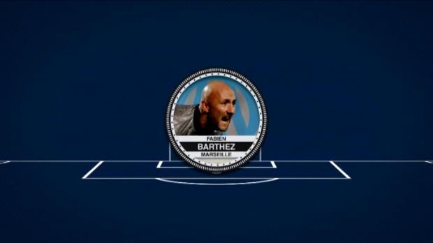 كرة قدم: الدوري الفرنسي:مرسيليا ضد سان جيرمان –افضل تشكيلة الفريقين مشتركة