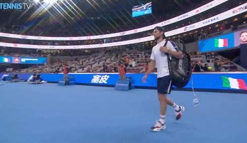 Murray v Seppi Highlights: ATP Beijing 1R