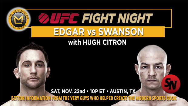 UFC Fight Night: Edgar Vs. Swanson