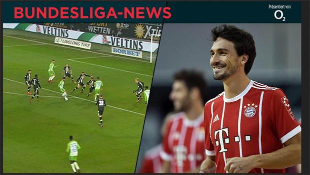 Tweet nach Wolfsburg-Sieg | Hummels feiert Malli-Pass