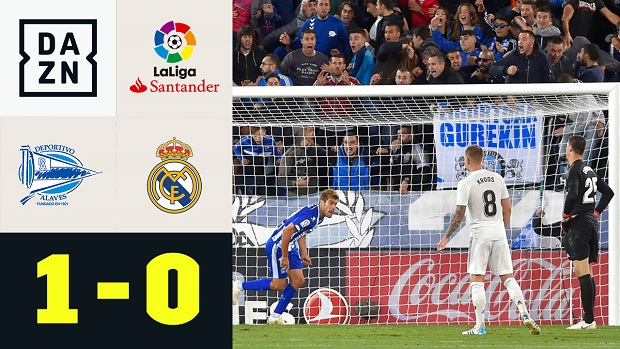 LaLiga: Alaves - Real Madrid | DAZN Highlights