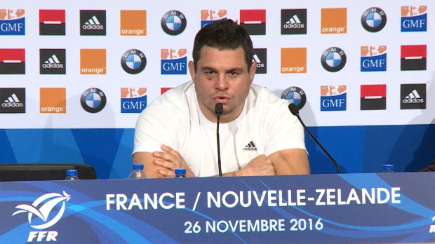 International - Guirado regrette des All Blacks 'chambreurs'